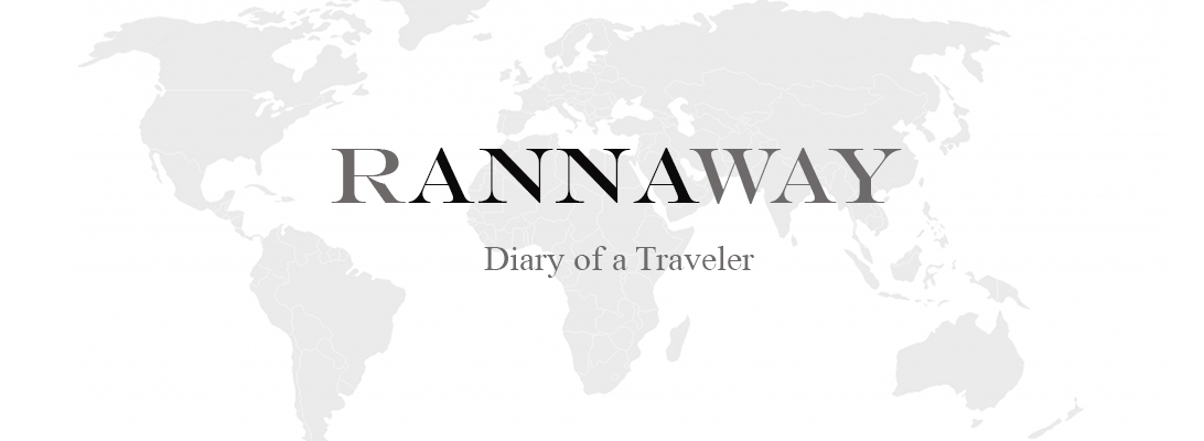 Good morning, Vietnam – Itinerary – rannaway – diary of a